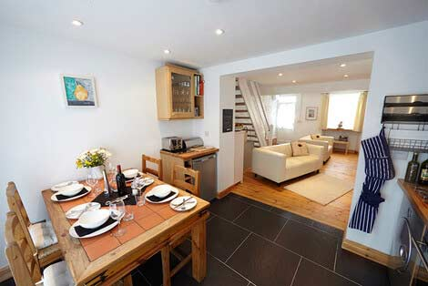 Eethoek - Sorgente holiday cottage, Cornwall